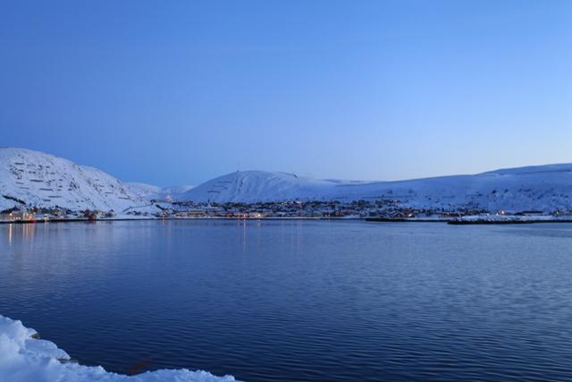 Kjøllefjord pirms saulrieta